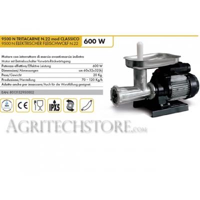9500 N Мясорубка Reber N.22 CLASSIC мод