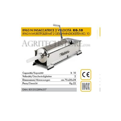 Reber 8963 N * 10 Kg упаковочная машина
