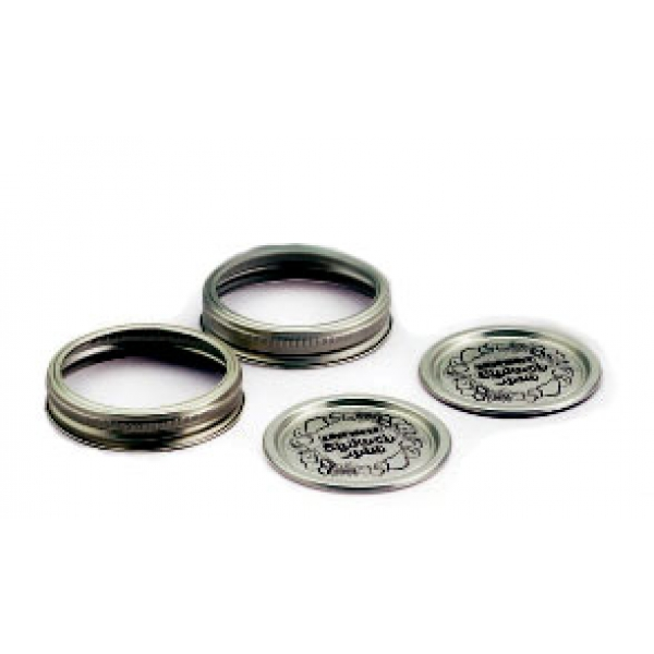 Серия Крышки и кольца для вакуума