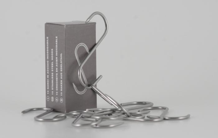 Крючок стальных упаковок 10 Штук.