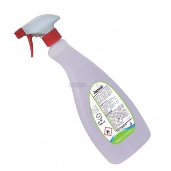 Alcosan - моющее средство Sanitizer спирт 750 мл.