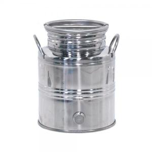 Контейнер из нержавеющей стали для миланского масла