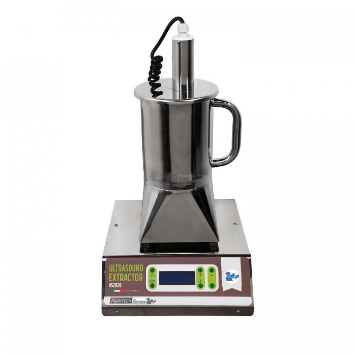 2-литровый ультразвуковой экстрактор с дисплеем