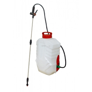 Электрический насос для распыления и прополки 18 В - 2,2 Ач - 16 литров