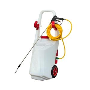 Электрический насос для распыления и прополки 18 В - 2,2 Ач - 40 литров