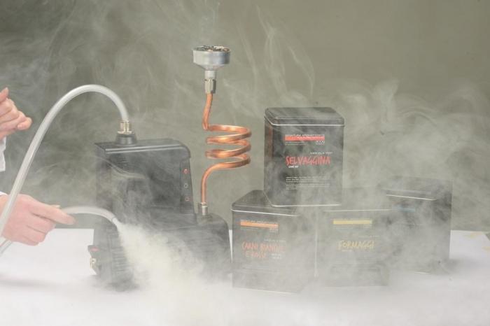 Smoky курильщик Cold Professional