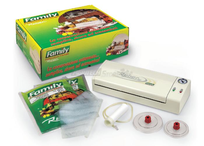 Вакуумный Reber Family 9700 NF