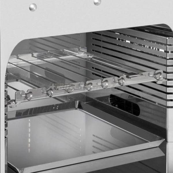 Подставка для шампуров GRANDE PRO + 8 шампуров